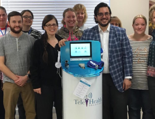 Garden Manor Care Center Partners With TeleHealth Solution